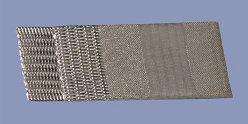 5 Layers of Stainless Steel Sintered Mesh