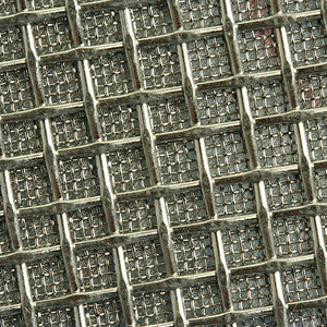 Square Hole Sintered Mesh
