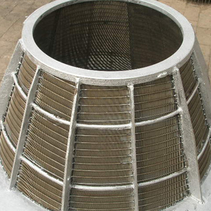 Wedge Wire Screen Baskets